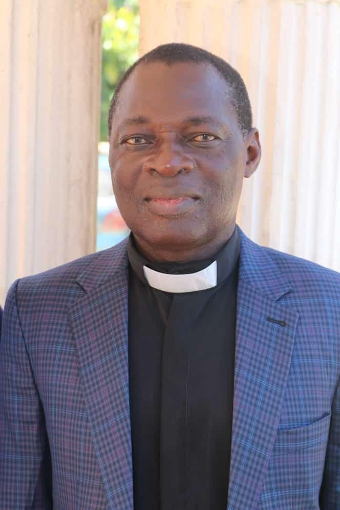 Pastor S.O. Aluko