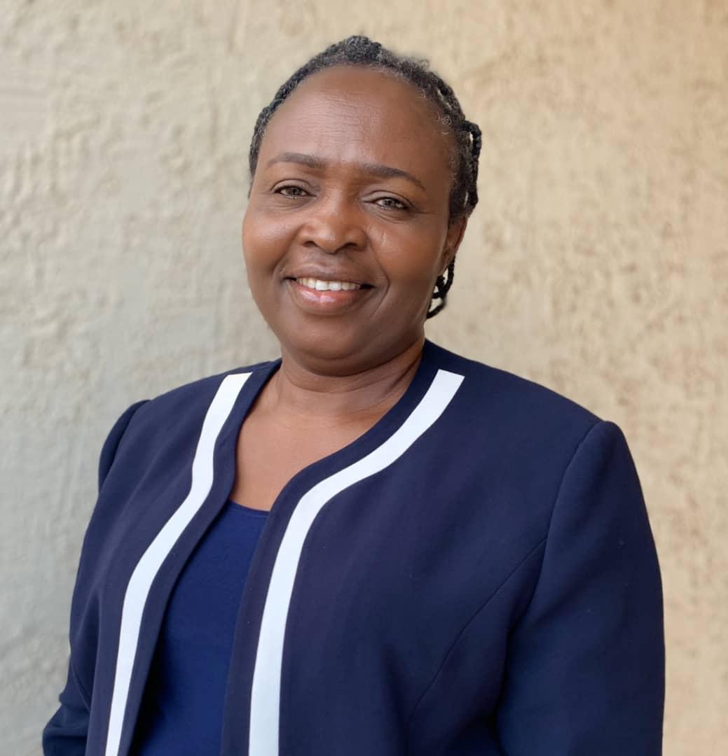 Dr (Mrs) SANGOYOMI Titilayo Elizabeth