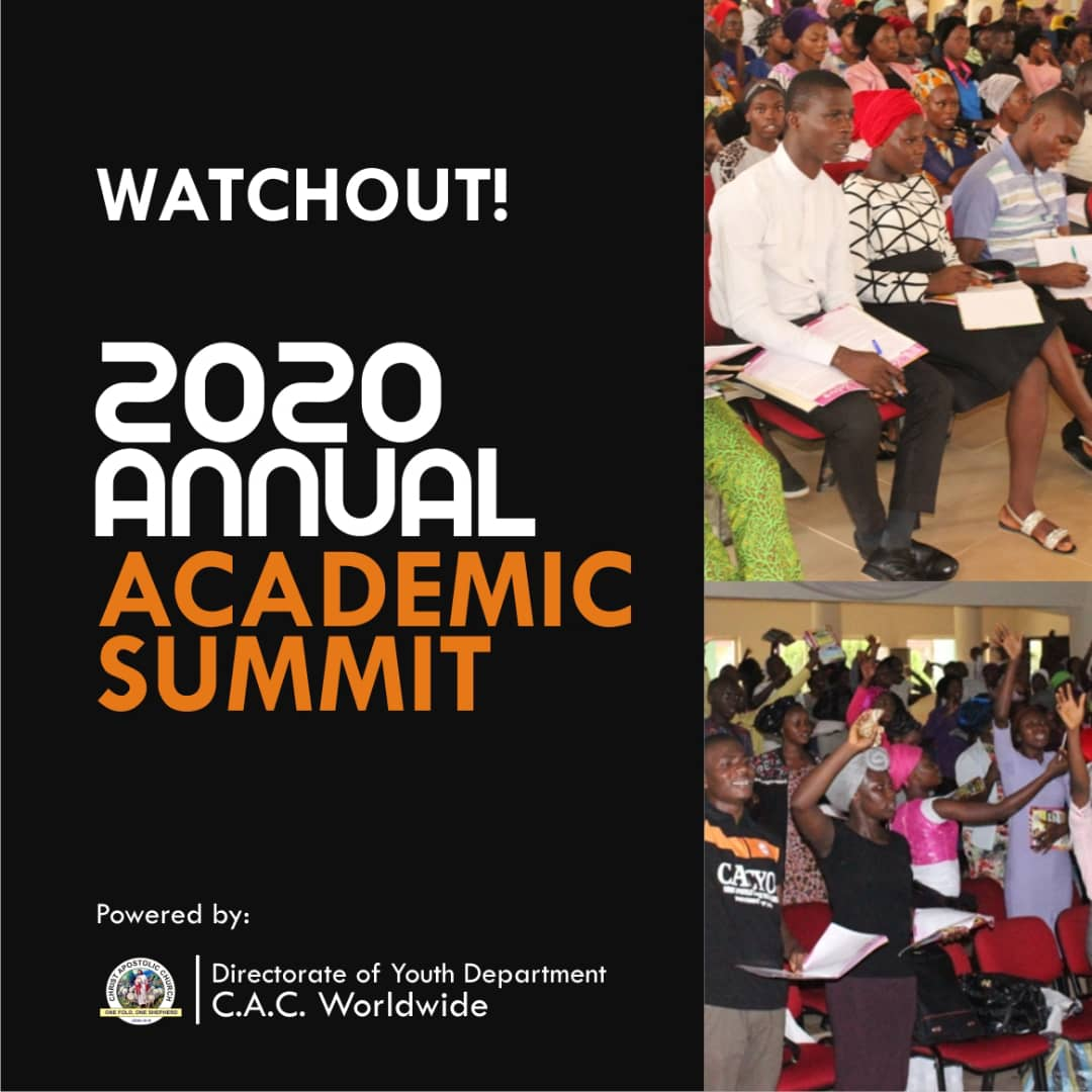 Academic Summit 2020