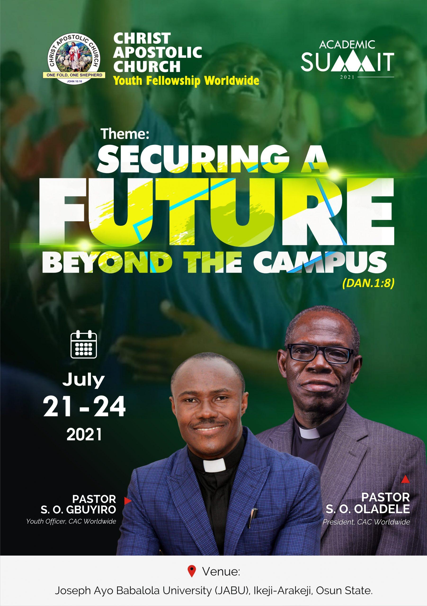Academic Summit 2021